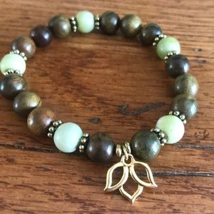 Mala yoga bracelet